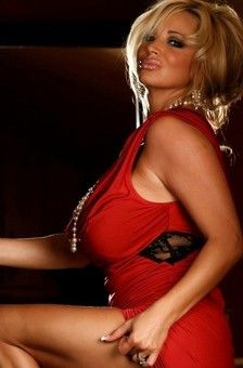 Rachel Aziani Naughty Red Dress