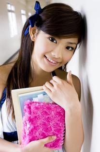 Asian Schoolgirl Rika Sato