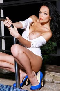 Busty Eugenia Diordiychuk