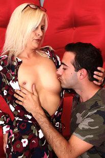 Horny Granny Love To Fuck