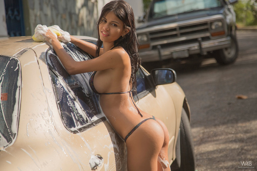 Denisse Gomez Car Wash 06