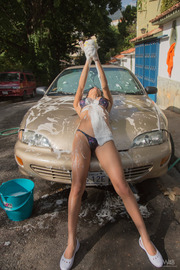 Denisse Gomez Car Wash-11